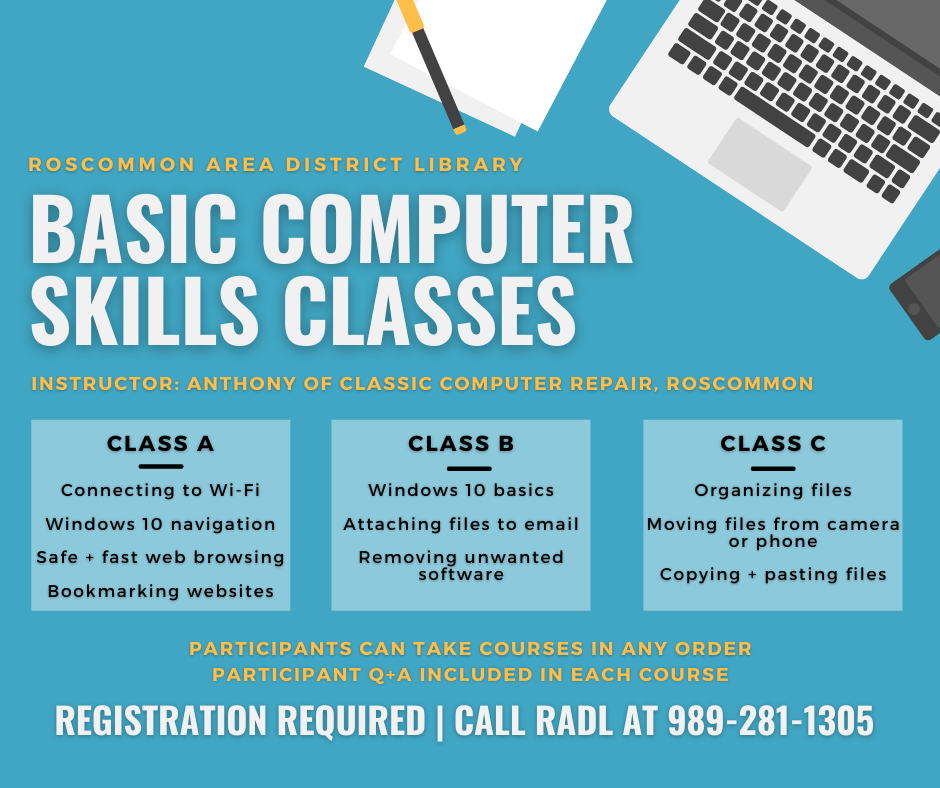 Copy of Copy of Computer class info and flyer