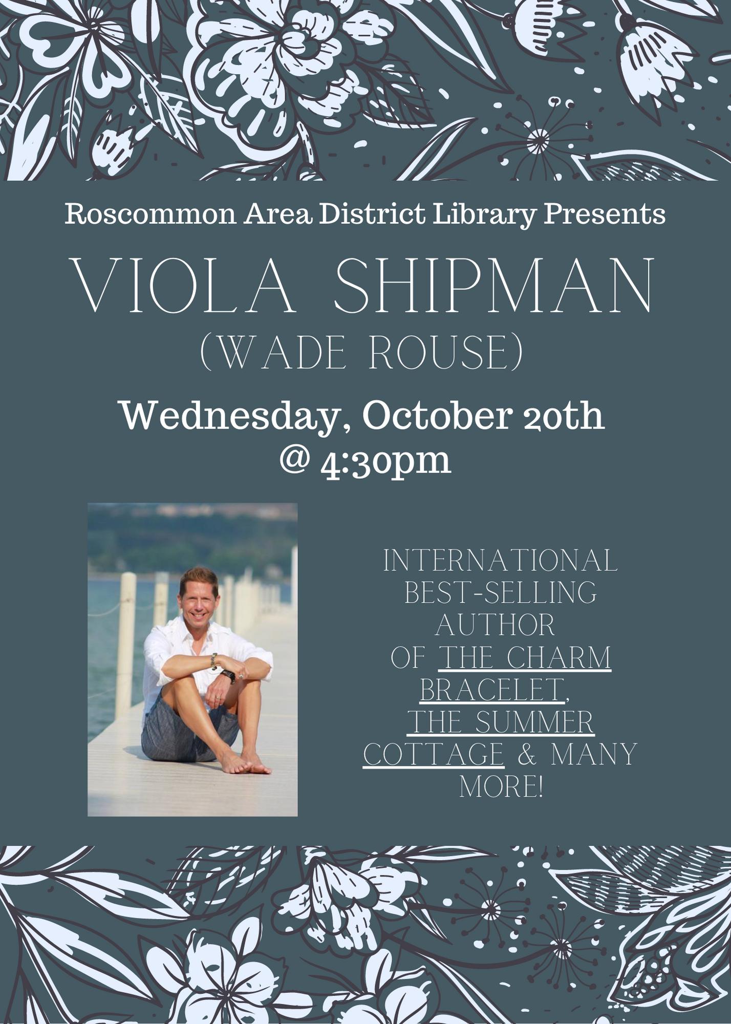 small viola shipman